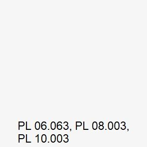 PL 06.063-PL 08.003-PL 10.003